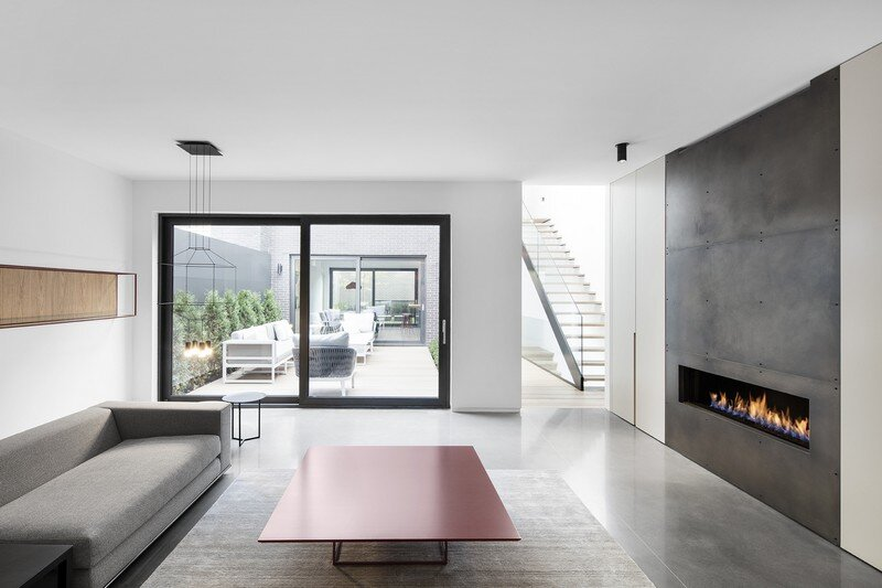 Christophe Colomb House in Montreal Henri Cleinge and Manon Belanger (3)