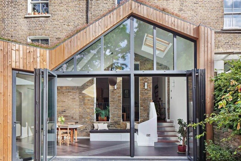 Clapton House - In With the Old and With the New Scenario Architecture (10)