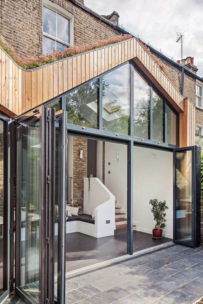 Clapton House - In With the Old and With the New Scenario Architecture (11)