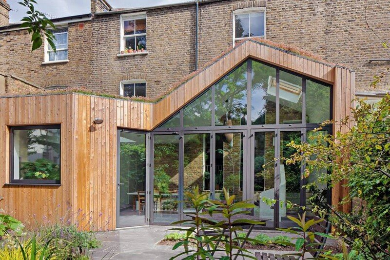 Clapton House - In With the Old and With the New Scenario Architecture (18)