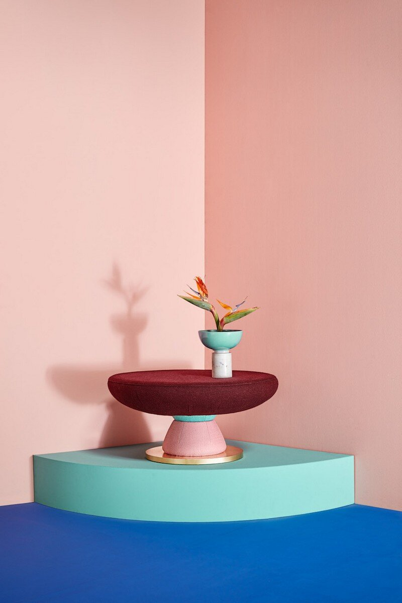 Colorful Toadstool Collection by Masquespacio (4)
