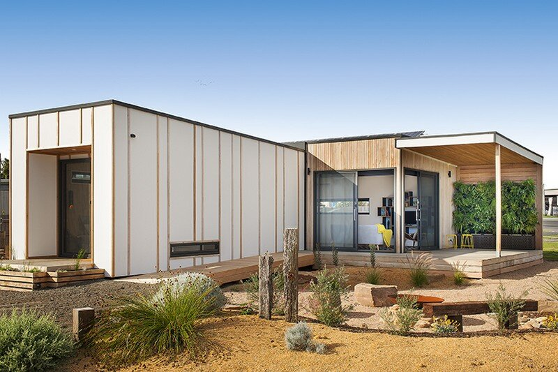 Eco Balanced - Sustainable Prefab Retreat by EcoLiv (1)