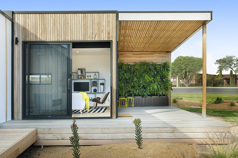 Eco Balanced - Sustainable Prefab Retreat by EcoLiv (3)
