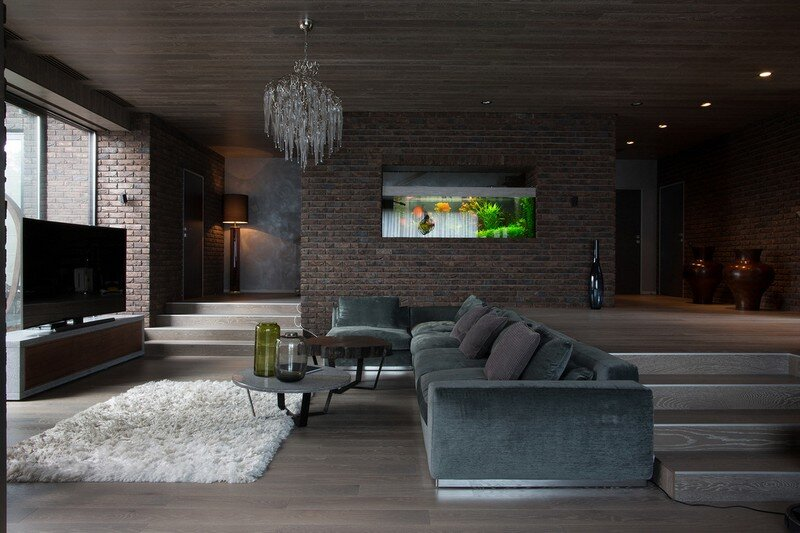 Elite House in the Rostov Region Architectural Studio Chado (5)