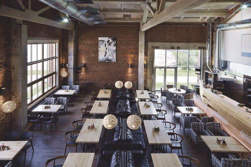 Gastroport Restaurant Designed with a Significant Industrial Footprint by Allartsdesign (22)