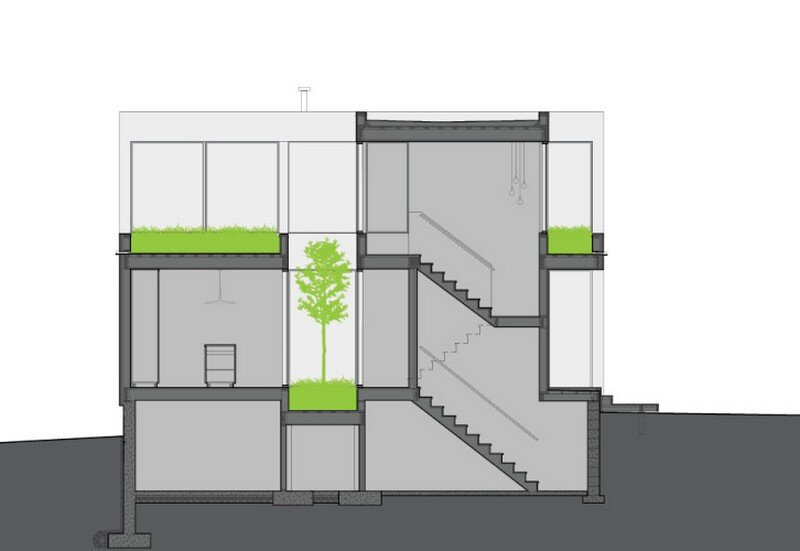 Grow Box - Steel House by Merge Architects (12)