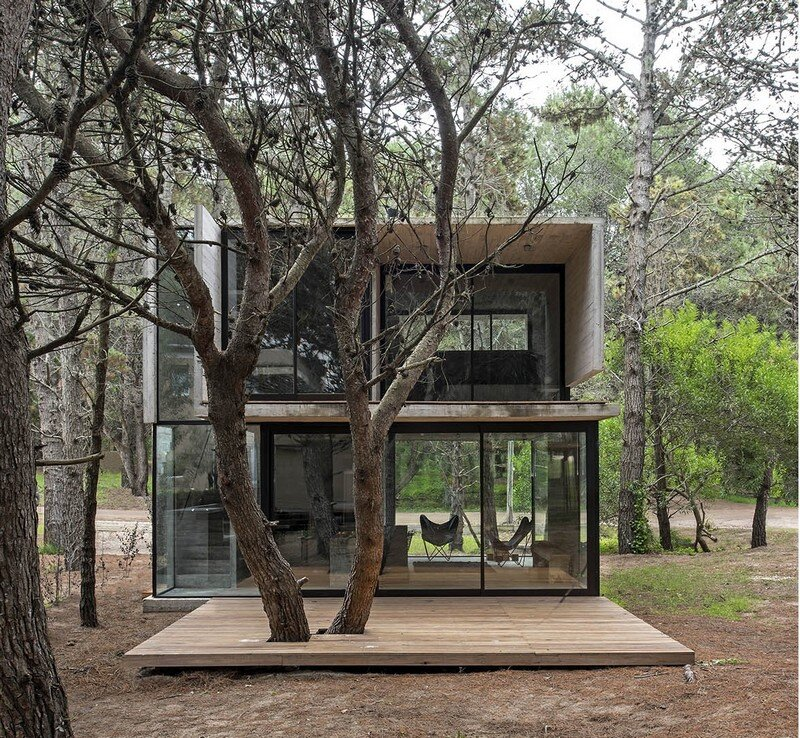 H3 House is a Perfect Tranquil Getaway Near Buenos Aires (1)