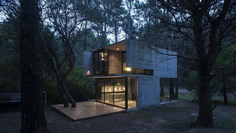 H3 House is a Perfect Tranquil Getaway Near Buenos Aires (10)