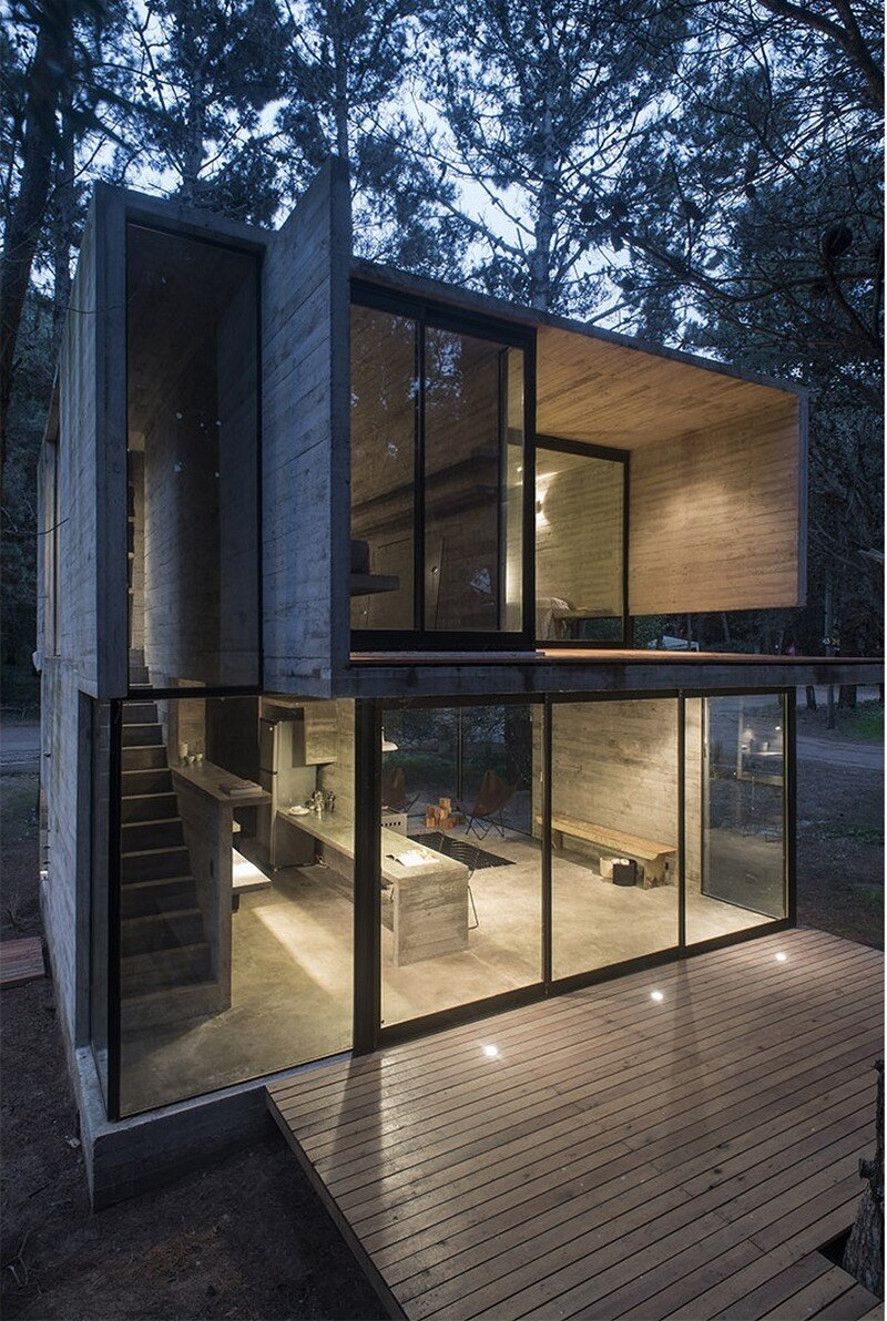 H3 House is a Perfect Tranquil Getaway Near Buenos Aires (13)