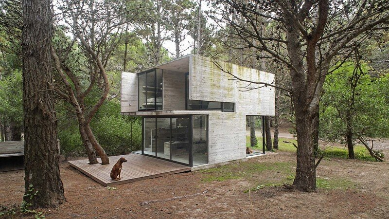 H3 House is a Perfect Tranquil Getaway Near Buenos Aires (21)