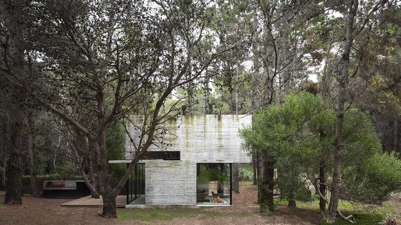 H3 House is a Perfect Tranquil Getaway Near Buenos Aires (3)