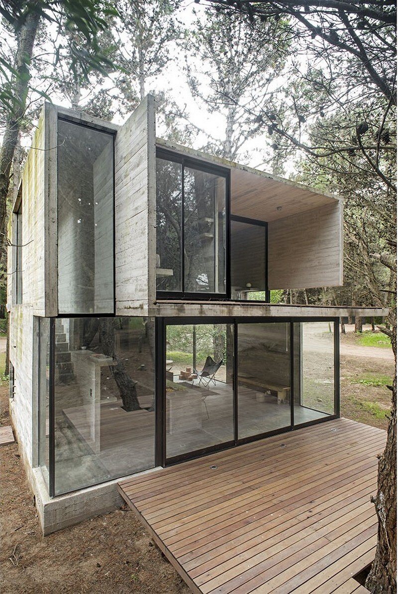 H3 House is a Perfect Tranquil Getaway Near Buenos Aires (7)