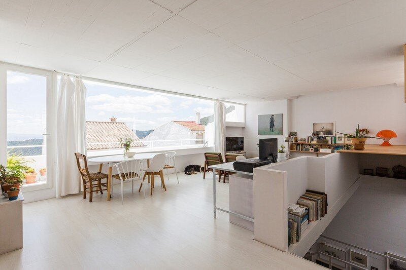 House for a Painter in Costa del Sol DTR_studio architects (6)