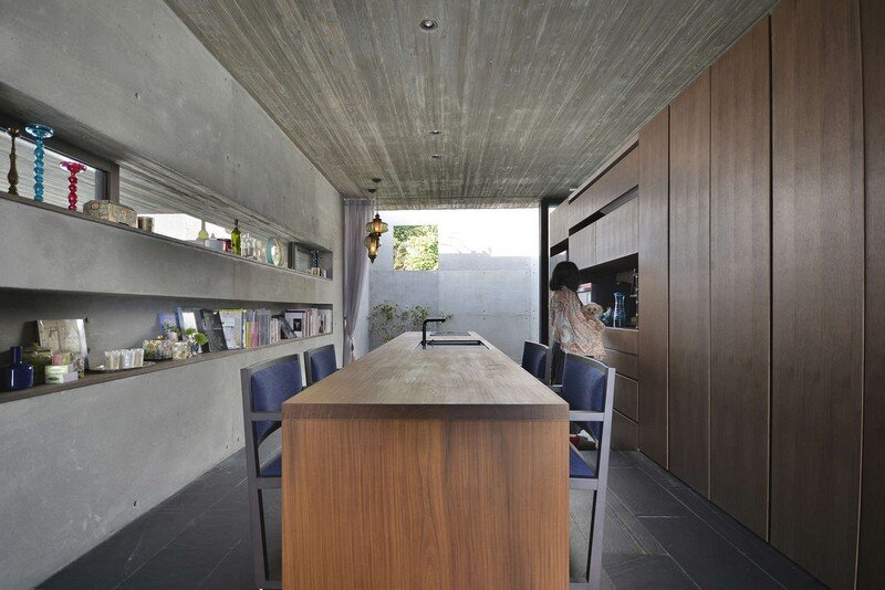 House with Panoramic Ocean View in Okinawa CLAIR Archi Lab (13)