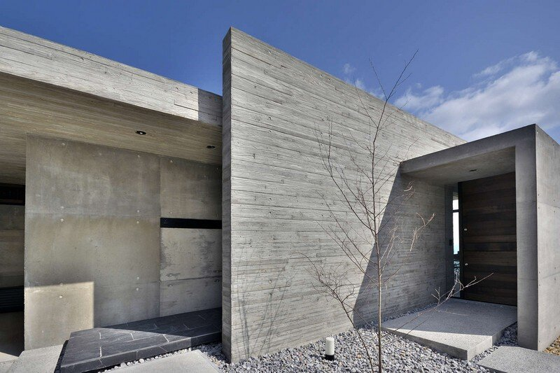 House with Panoramic Ocean View in Okinawa CLAIR Archi Lab (6)