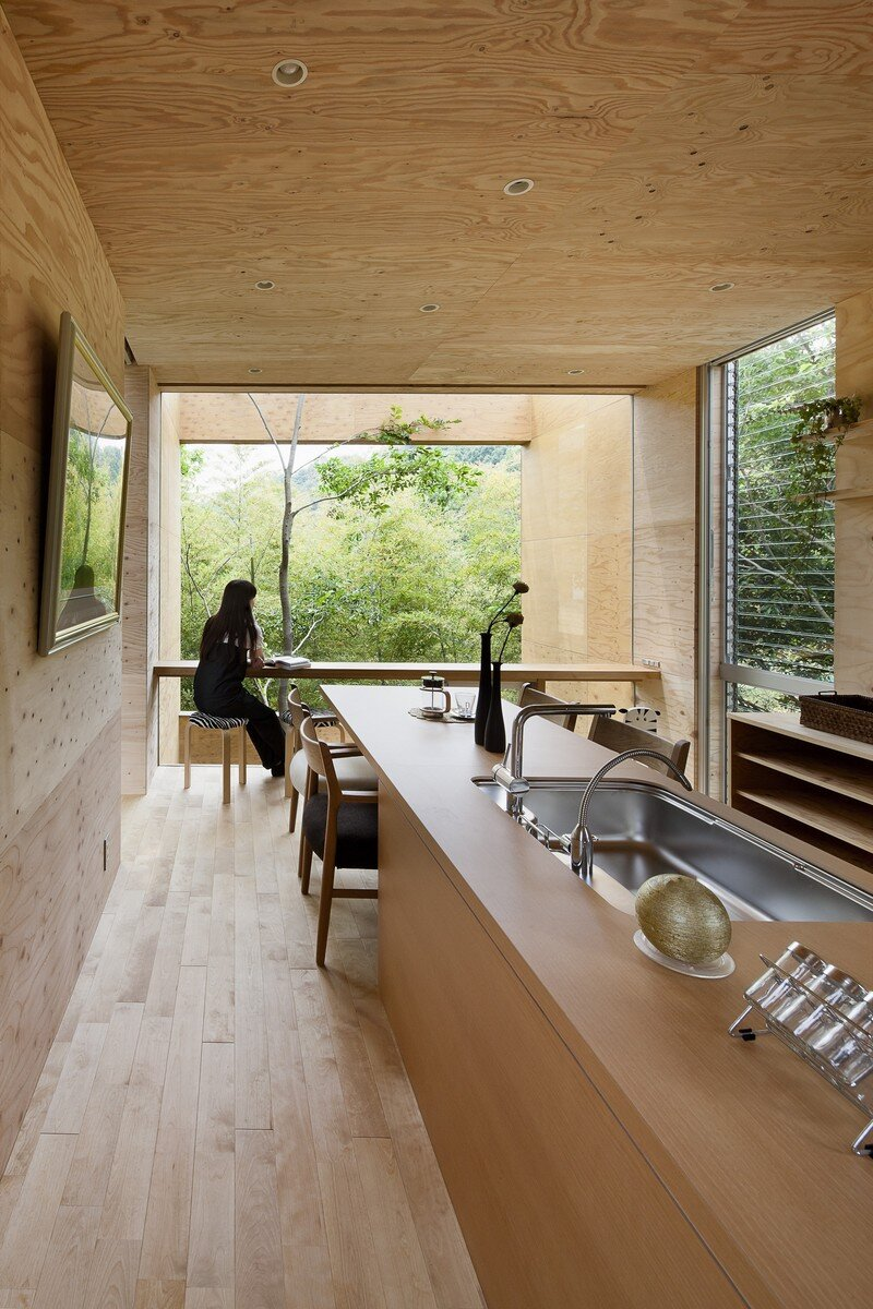 Node House by UID Architects Japan (13)