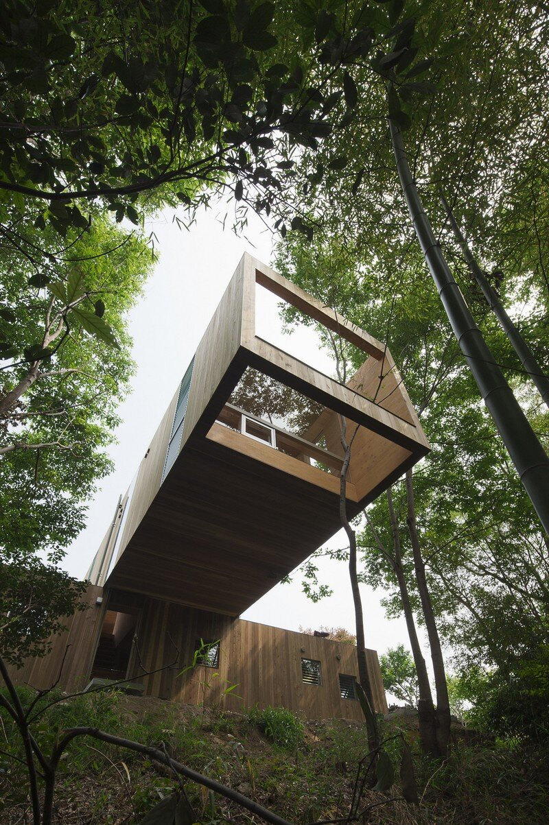 Node House by UID Architects Japan (15)
