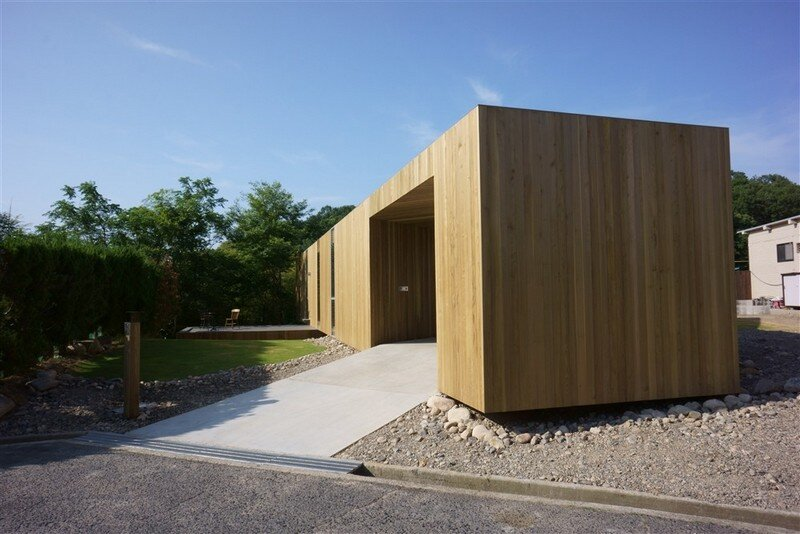 Node House by UID Architects Japan (17)