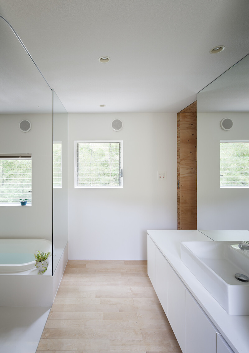 Node House by UID Architects Japan (21)
