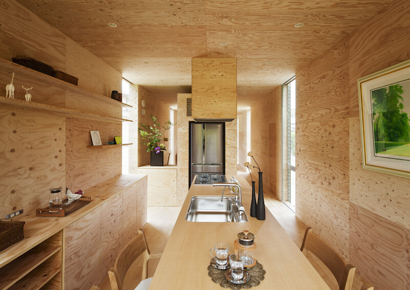 Node House by UID Architects Japan (23)