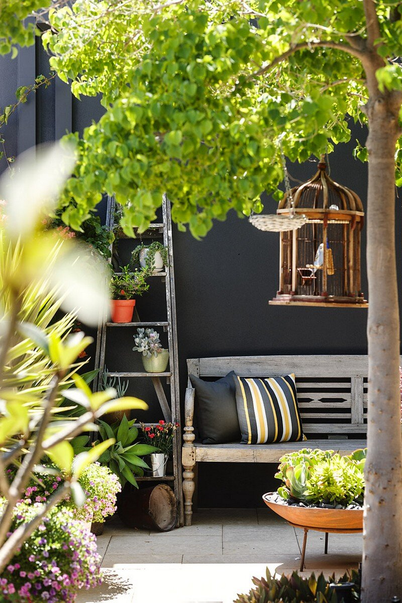 North Coogee House - Rustic and Fun Design by Collected Interiors (2)