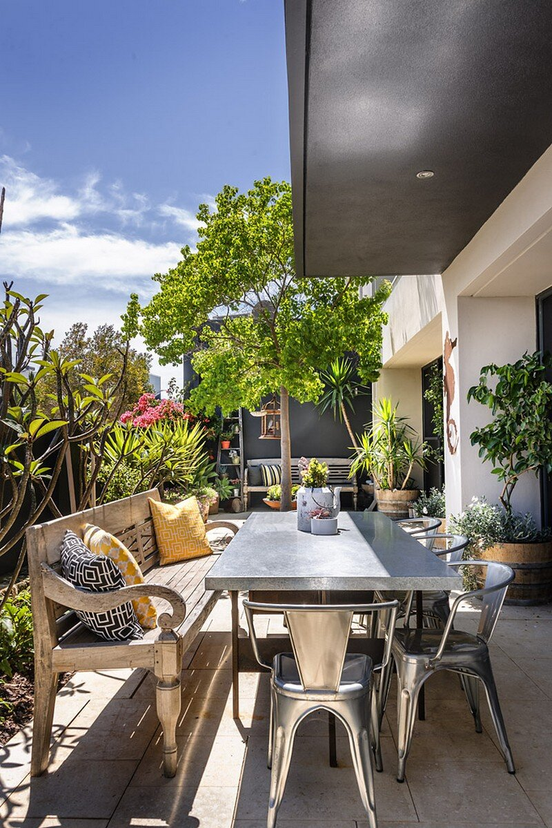 North Coogee House - Rustic and Fun Design by Collected Interiors (3)