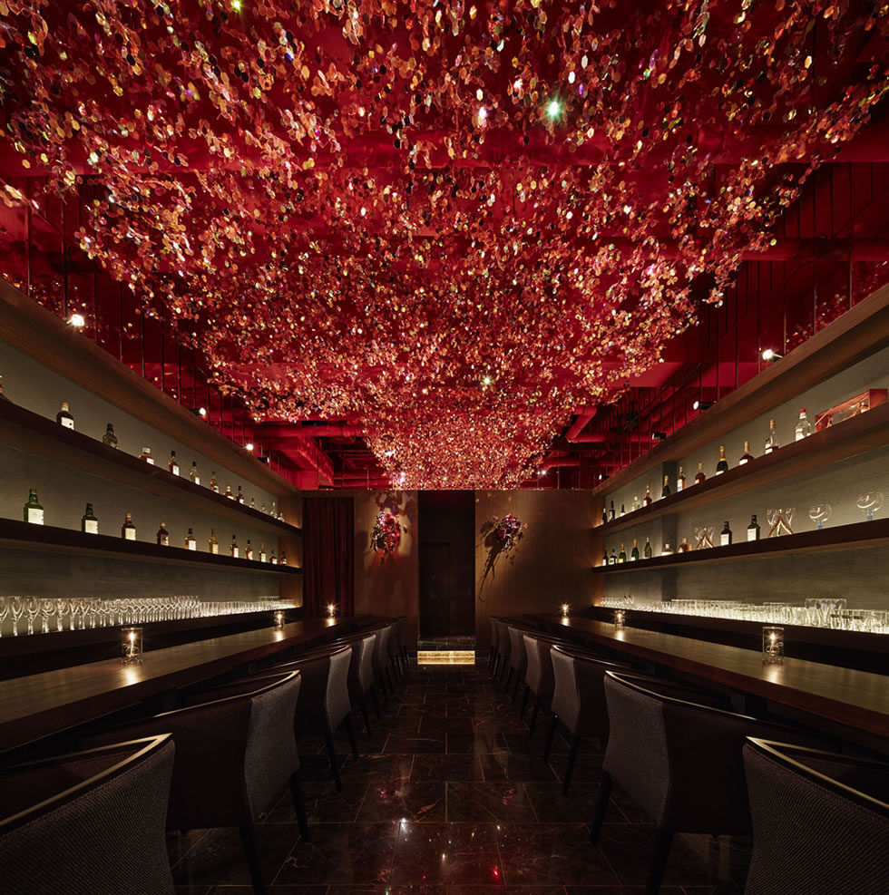 RICCA Bar Inspired by Hanami - Cherry Blossom Viewing (1)