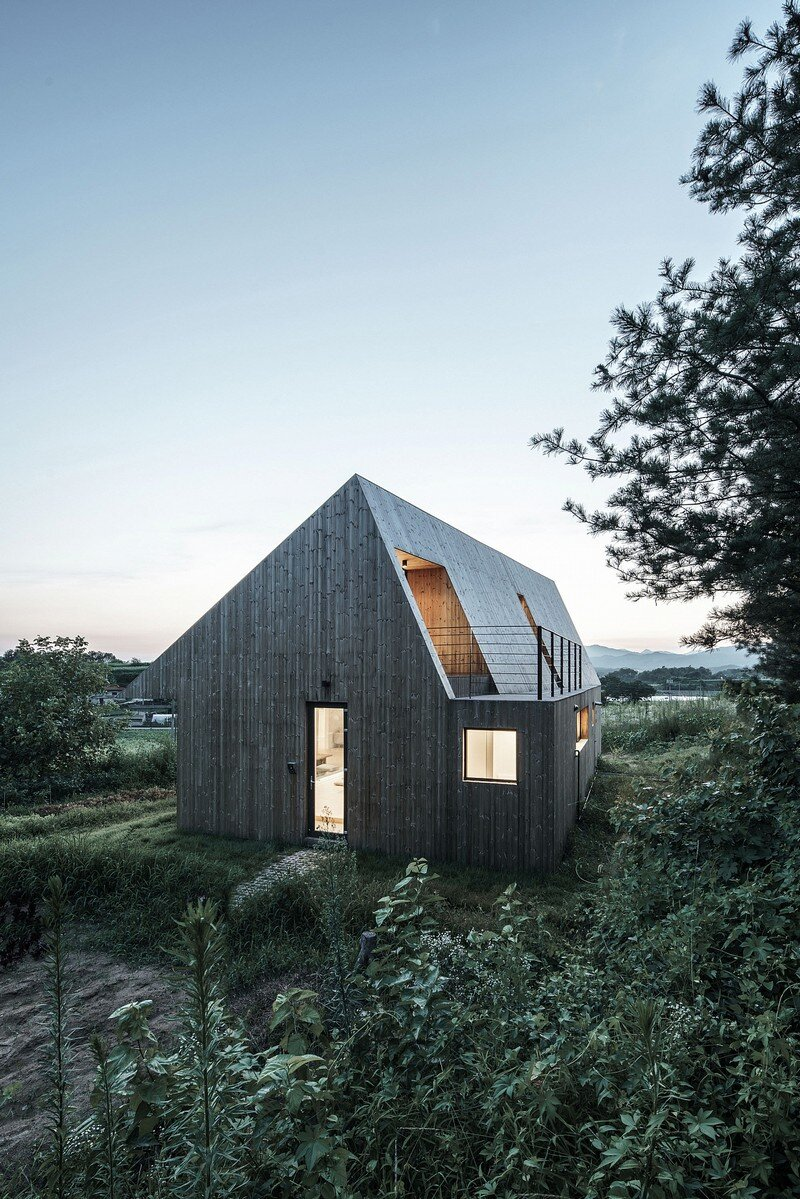 Shear House - Single Family House in Korea stpmj (10)