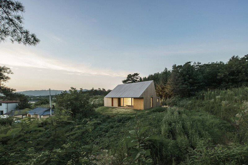 Shear House - Single Family House in Korea stpmj (6)