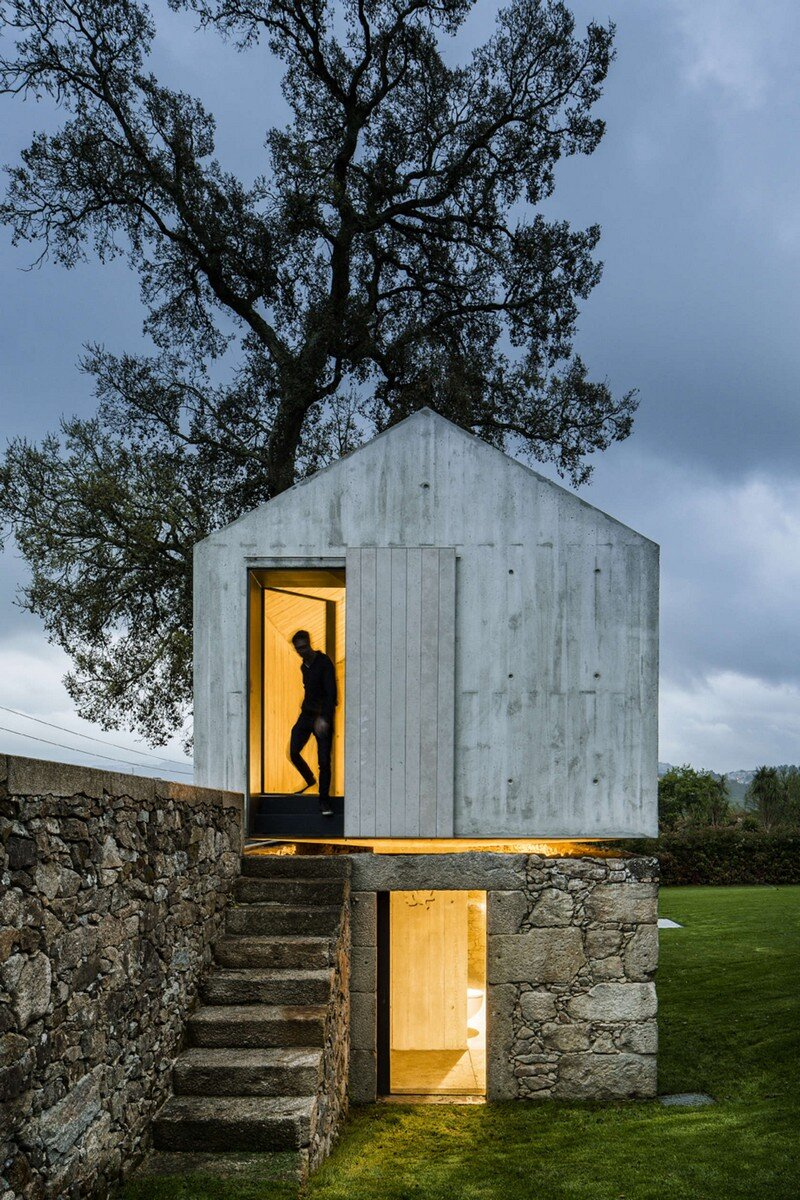 The Dovecote - Conversion of an Old Dovecote into a Play House (16)
