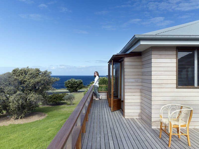 Whale Watching House by Dunn and Hill Architects (1)