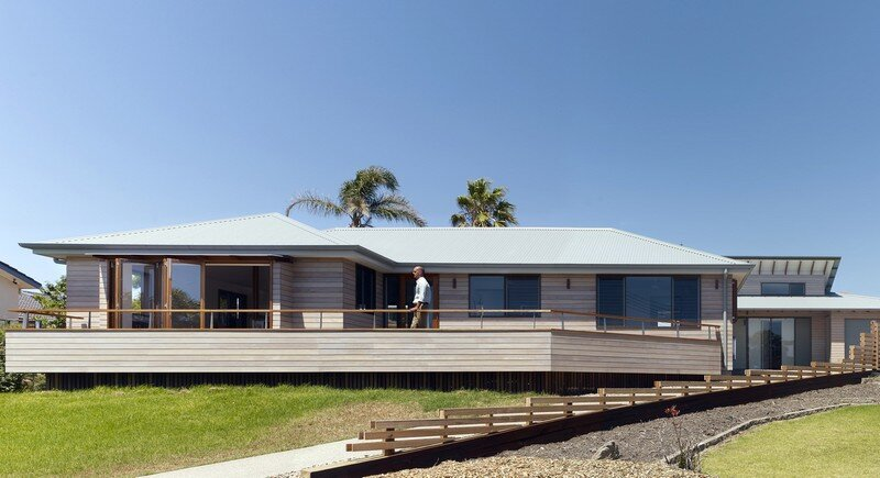 Whale Watching House by Dunn and Hill Architects (4)