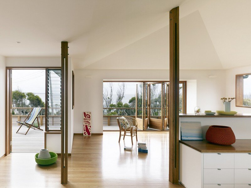 Whale Watching House by Dunn and Hill Architects (7)
