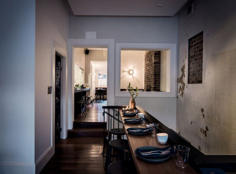 ACME restaurant is a Raw and Intimate Retreat Luchetti Krelle 4