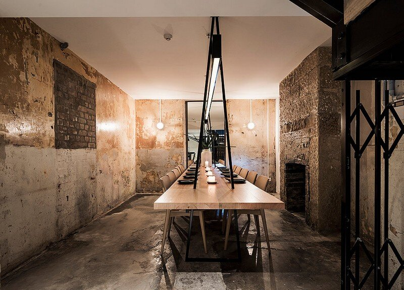 ACME restaurant is a Raw and Intimate Retreat Luchetti Krelle 9