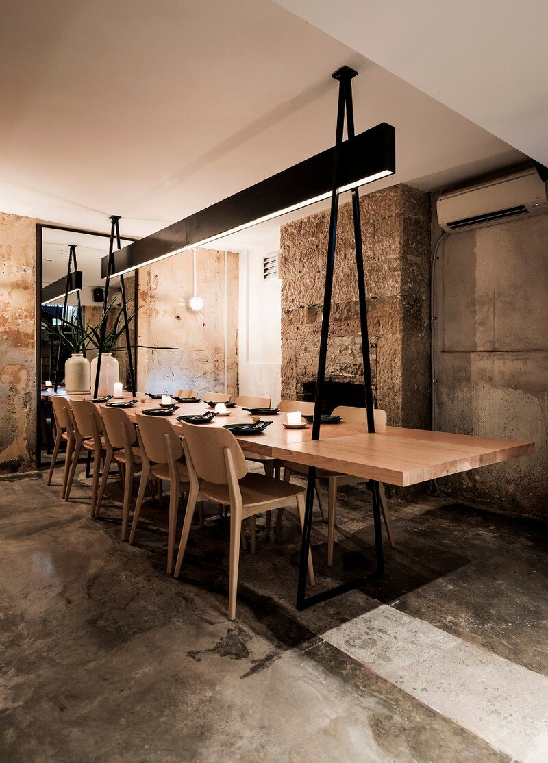 ACME restaurant is a Raw and Intimate Retreat Luchetti Krelle 7