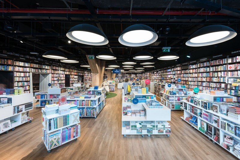 Bookstore and Cafe - Best Place for Meet and Read in Bratislava at26 studio 9