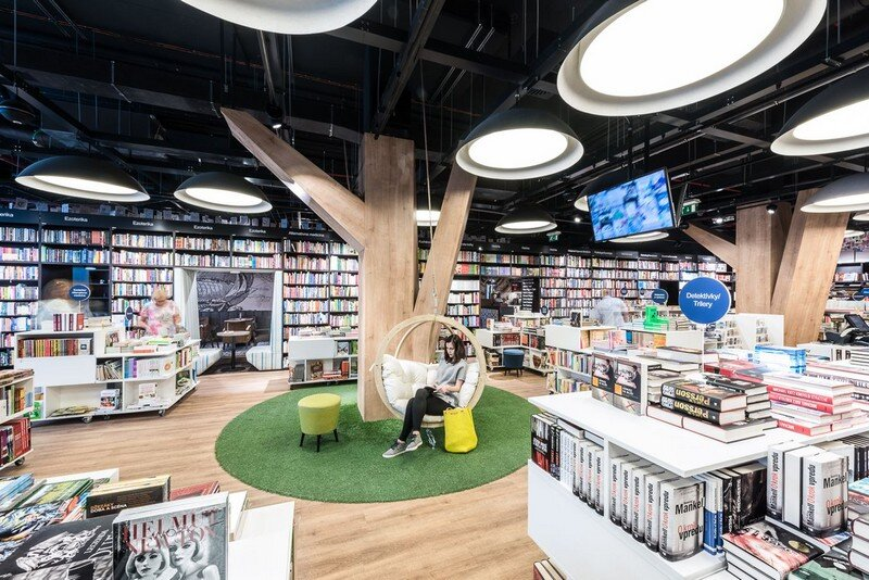 Bookstore and Cafe - Best Place for Meet and Read in Bratislava at26 studio 1