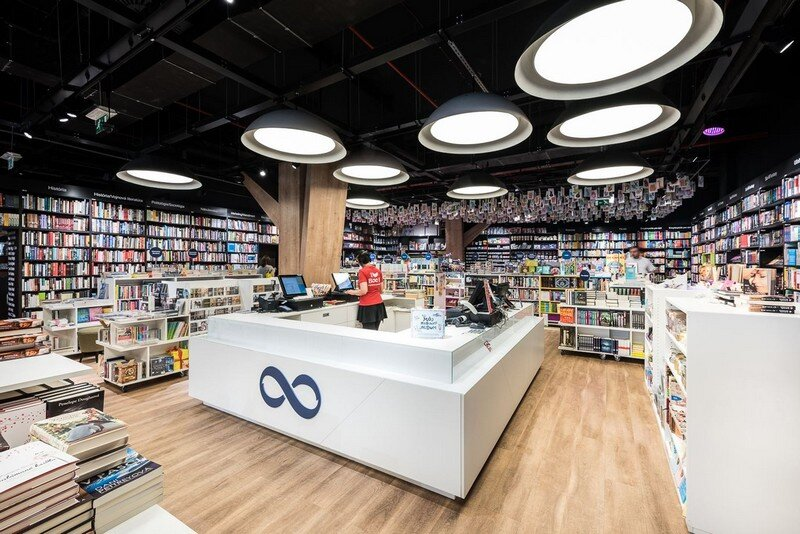 Bookstore and Cafe - Best Place for Meet and Read in Bratislava at26 studio 8