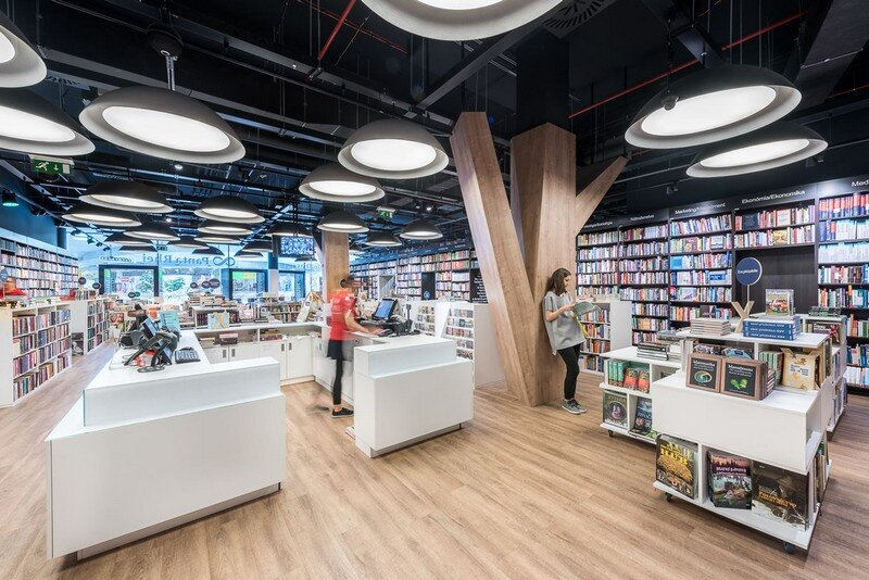 Bookstore and Cafe - Best Place for Meet and Read in Bratislava at26 studio 2