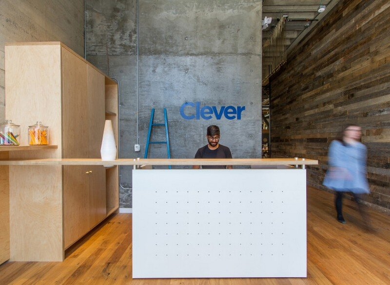 Clever Headquarters in San Francisco Boor Bridges and Costa Brown