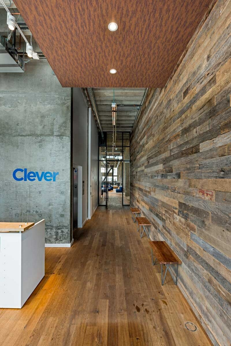 Clever Headquarters in San Francisco Boor Bridges and Costa Brown 5
