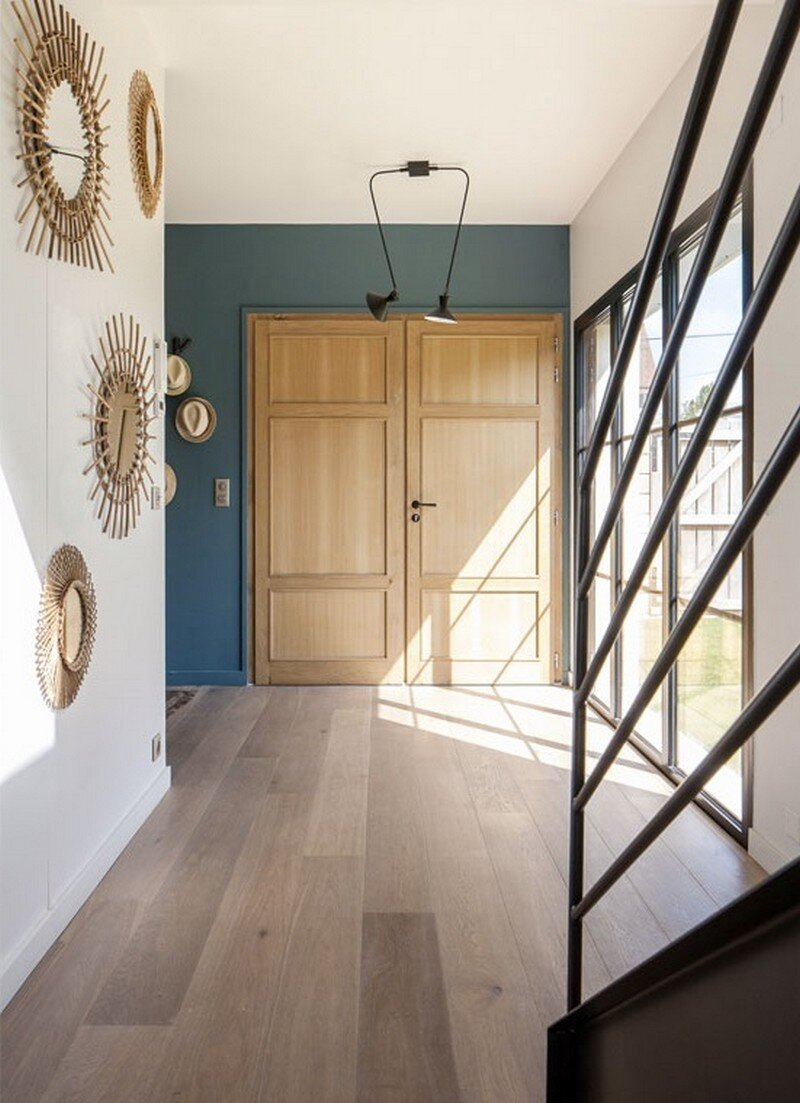 Contemporary Country House by Bateaumagne Deauville, France (2)
