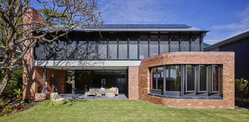 Drury Street House - Renovation and Extension to a Queenslander by Marc and Co Architects 1