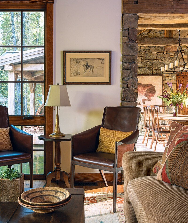 Fishcreek Woods - Tiny Guest Cottage in Jackson, Montana 3