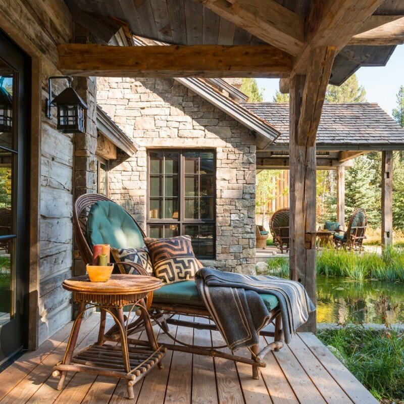 Fishcreek Woods - Tiny Guest Cottage in Jackson, Montana 12
