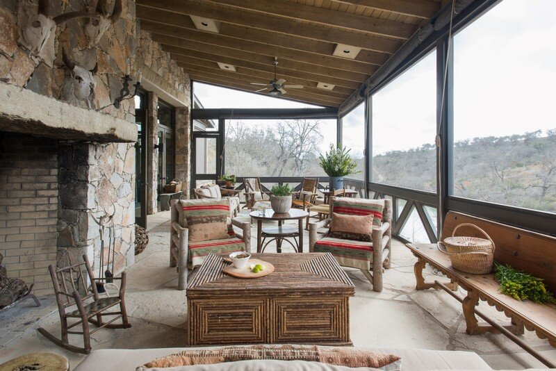 Fredericksburg Ranch in Texas by Ginger Barber 10