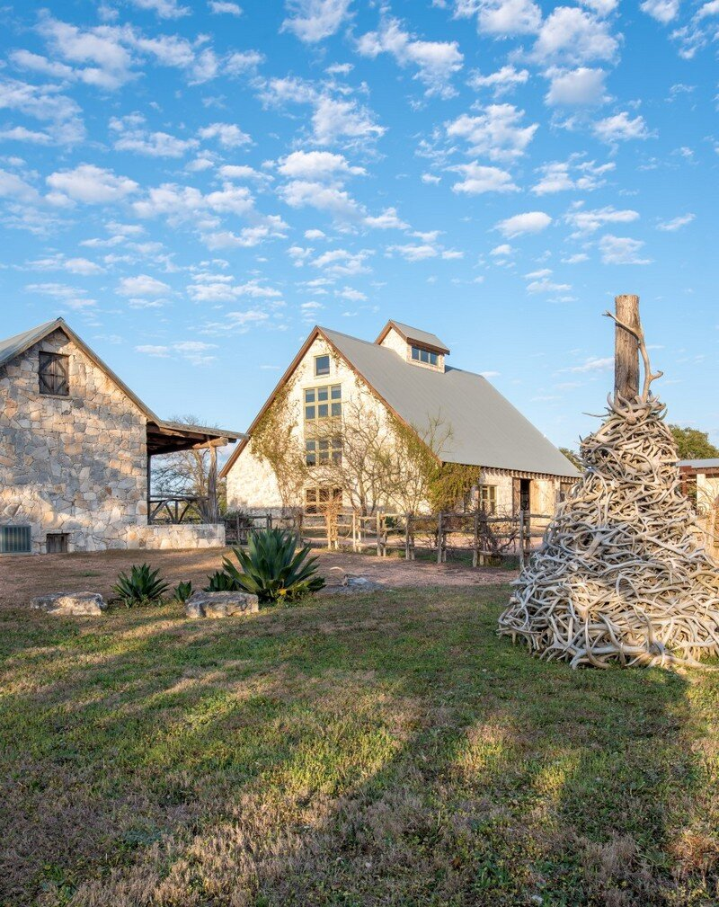 Fredericksburg Ranch in Texas by Ginger Barber 13
