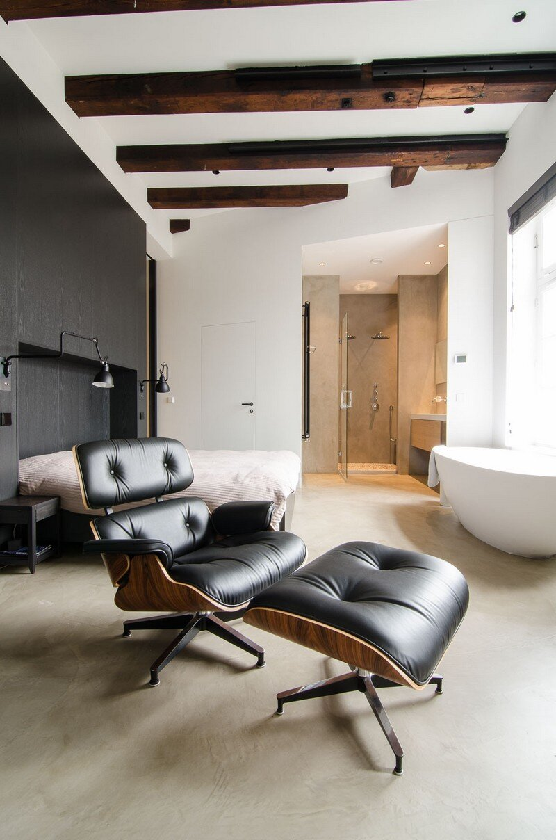 Full Renovation of an Extraordinary Loft for a Young Stock Broker 12