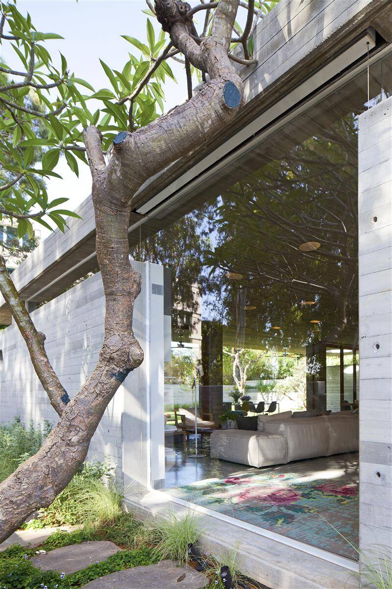 Kedem House in Ramat HaSharon- A House of an Architect (17)